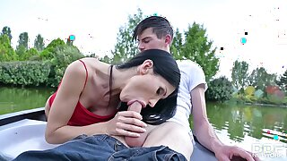 Sasha Rose, Kinuski And Shalina Devine - Hot Porn Video