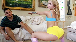 Cute Alina West Finally Agrees To Anal Sex And Loves It