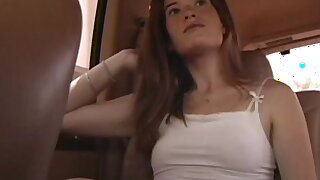 Small titty second-rate streetwalker mckenzie blasted exposed to her face