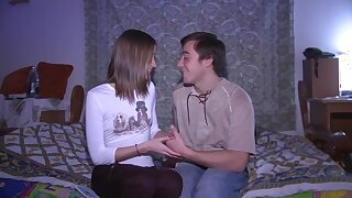 Precious and very turning on teenage raunchy video is featuring a pair of youthful paramours that crazily fuck in all possible poses until the waves of the strongest big O make the one and the other convulse and screech from enjoyment.